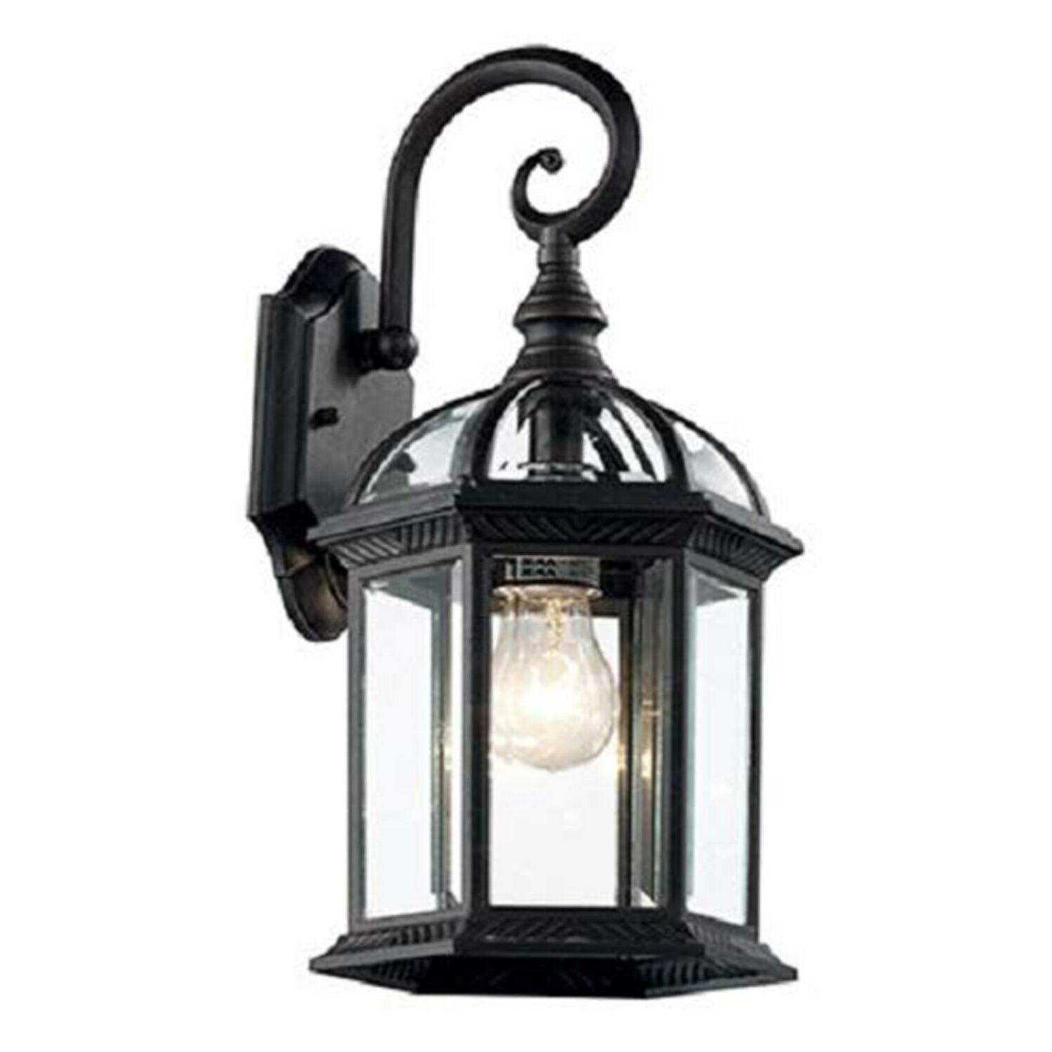 Front Porch Fixture Lantern Outdoor Lighting