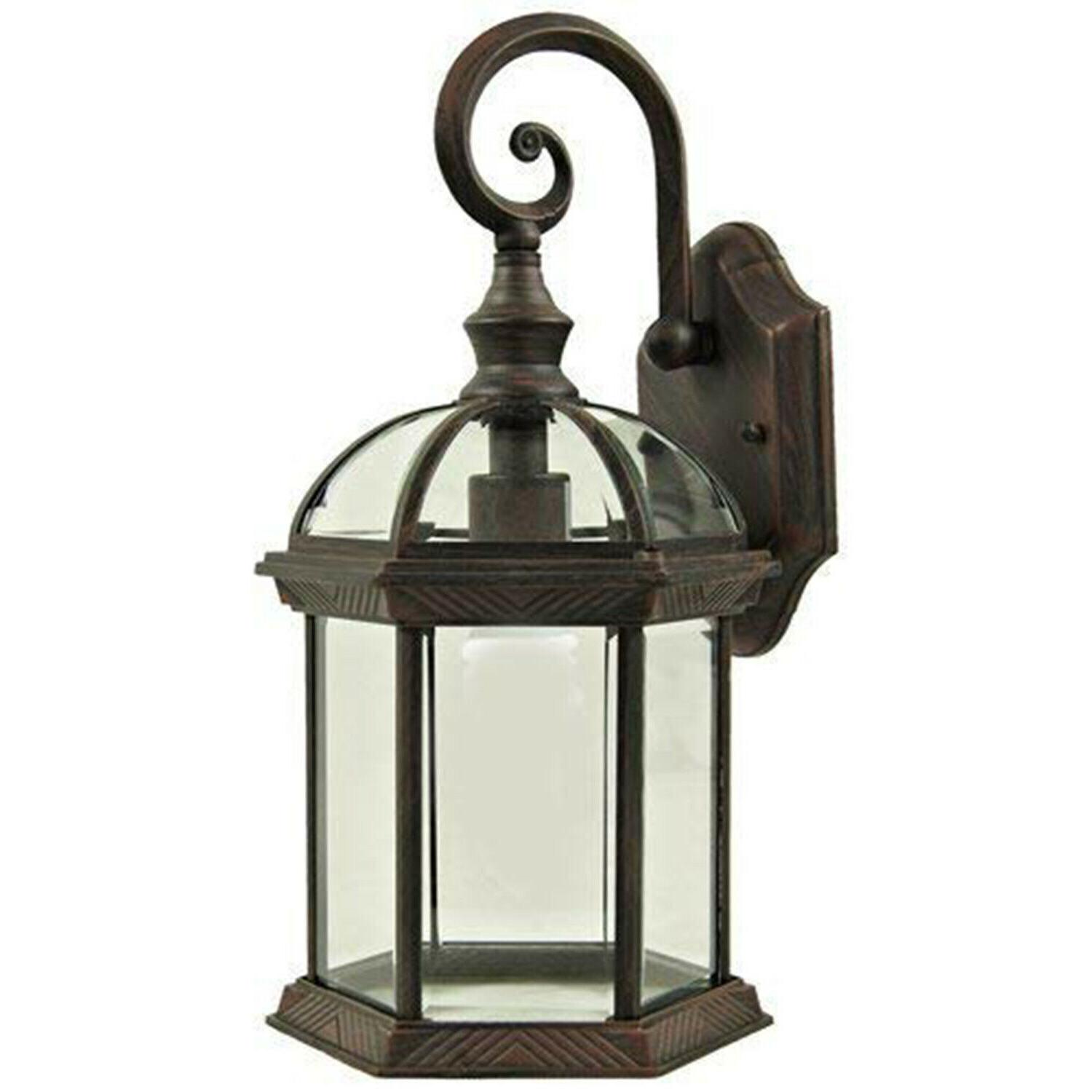 front porch light fixture lantern wall mounted