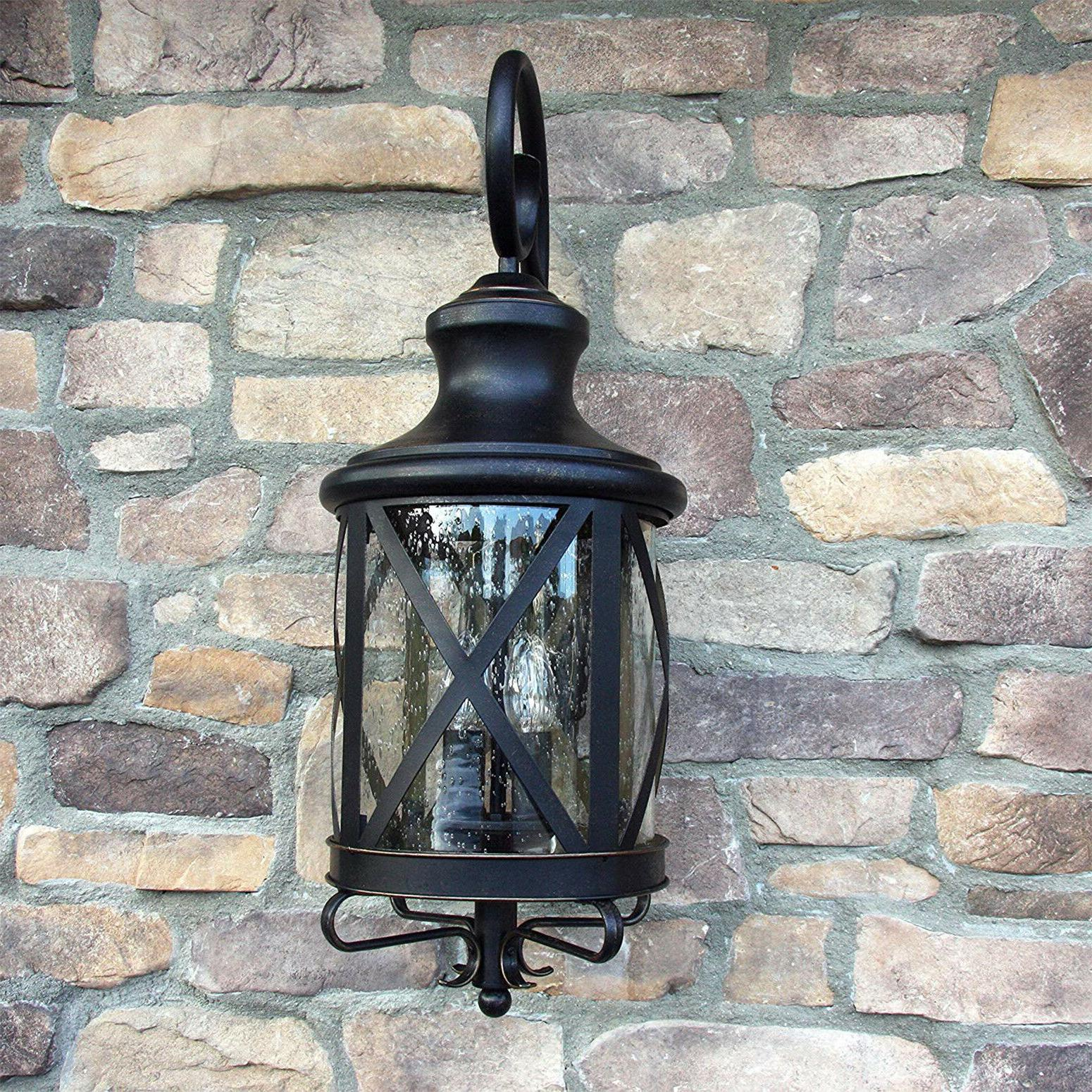 Front Outdoor Exterior Lighting Mounted