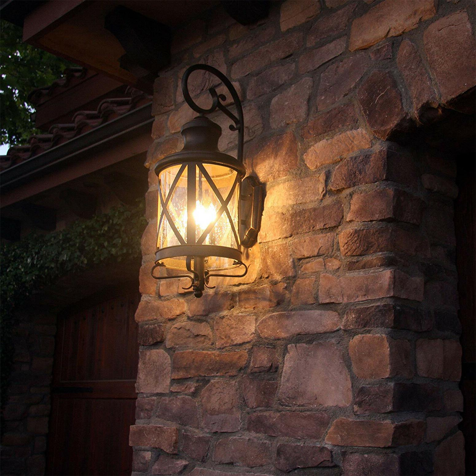 Front Porch Light Fixture