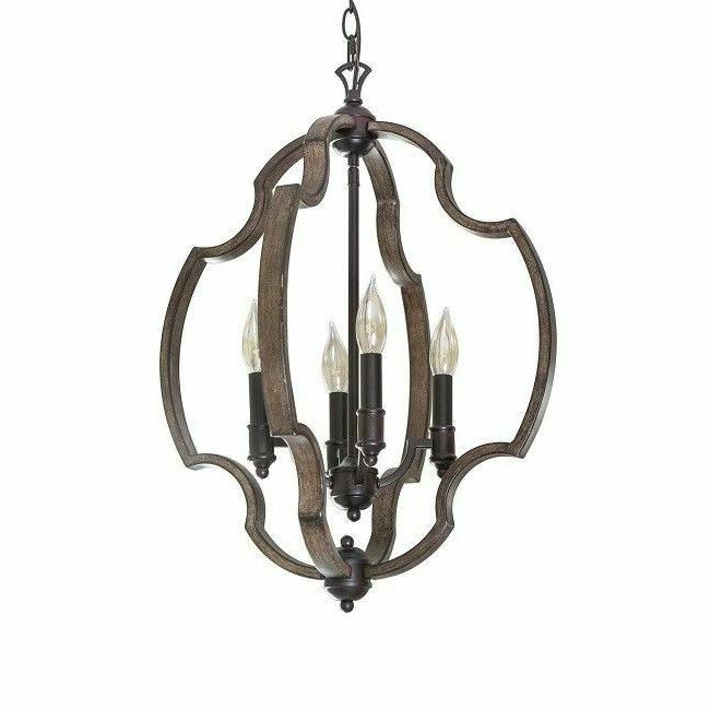 hanging light fixture rustic pendant farmhouse chandelier