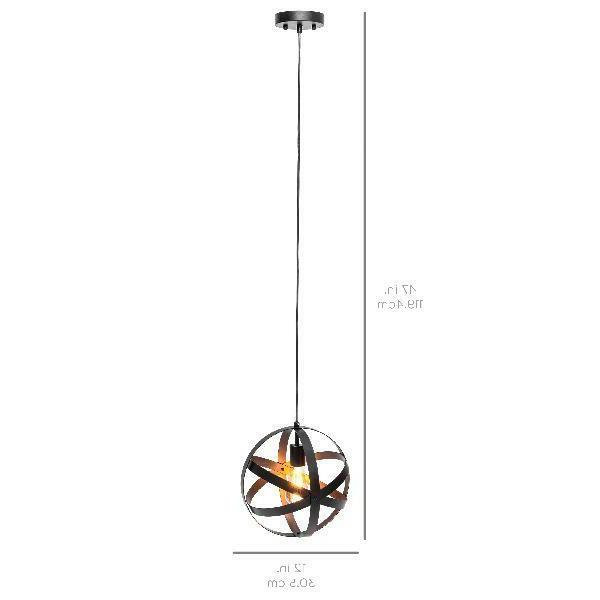 Best Hanging Metal Pendant Lighting