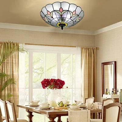 BAYCHEER Tiffany Mount Light Ceiling Fixture