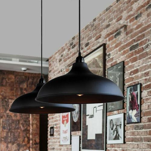 Industrial Style Light Hanging Pendant