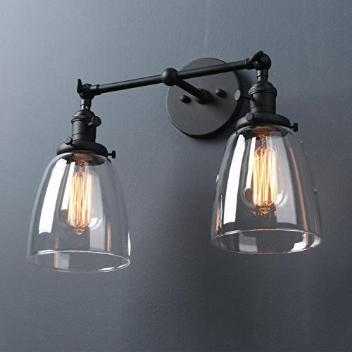 industrial wall sconce fixture vintage