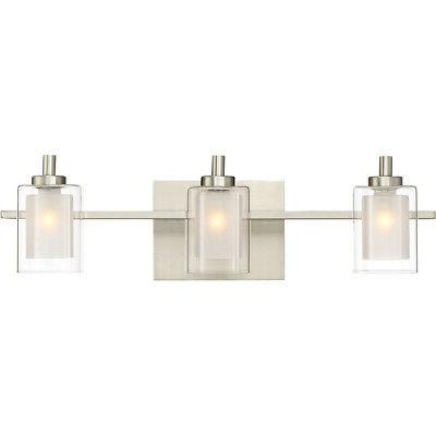 Quoizel KLT8603BNLED Kolt LED 21 inch Brushed Nickel Bath Li