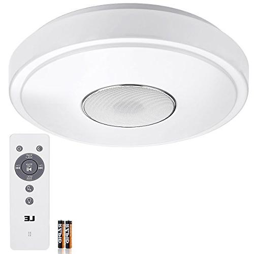 le dimmable music ceiling lights