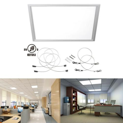 LED Ft Panel Fixture Daylight