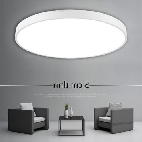 LED Ceiling Down Light Dimmable Bedroom Flush Mount Kitchen