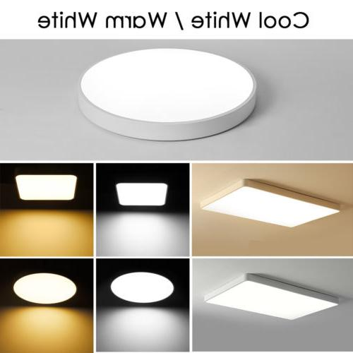 LED Ceiling Down Light Dimmable Thin Mount Fixture