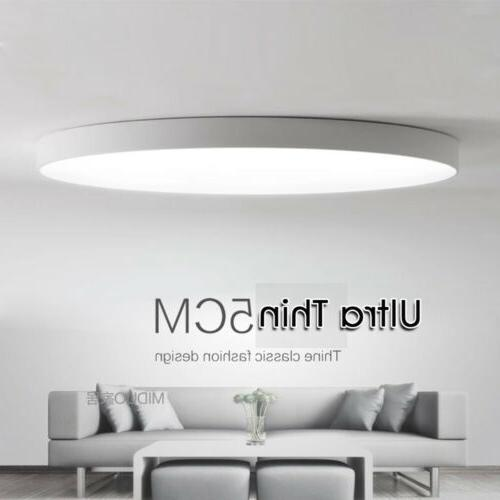 LED Ceiling Down Light Dimmable Ultra Thin Mount Kitchen Fixture