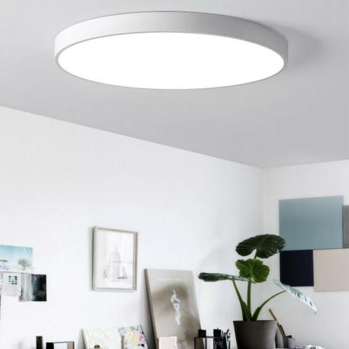 LED Down Dimmable Mount Kitchen Lamp Home Fixture