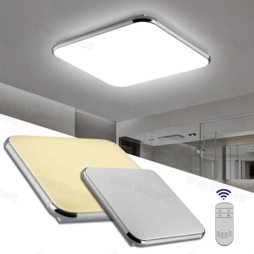 Dimmable Thin Fixture