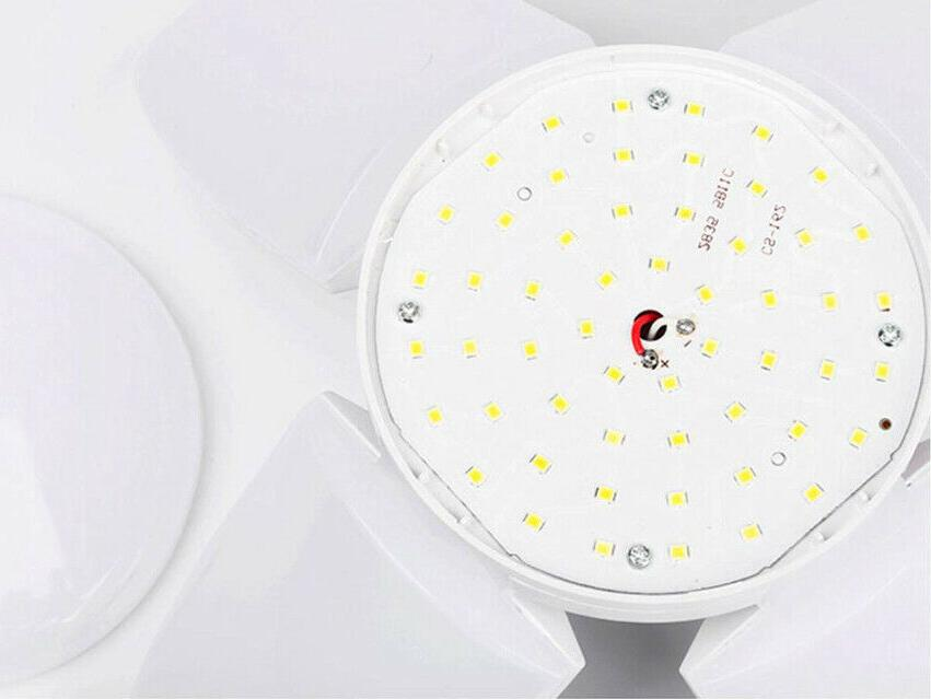 LED E27 Home Ceiling Deformable