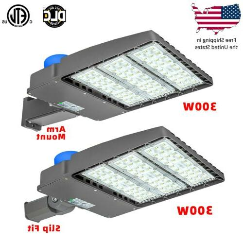 LED Parking Lights Pole Light