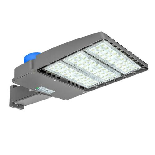 LED Parking 200W Pole Shoebox Light