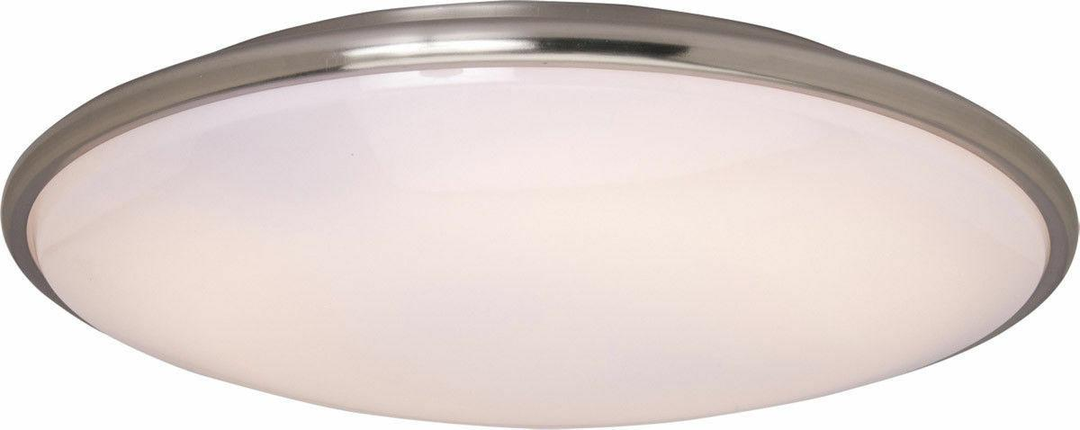 maxim 87210sn close to ceiling lights rim