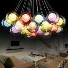 Pendant Lamp Modern Classic Led Colorful Glass Lights Home D