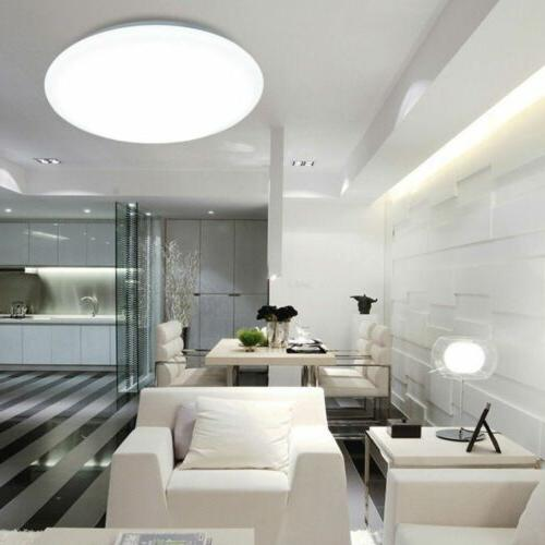 round 20 30 40w led ceiling fixture