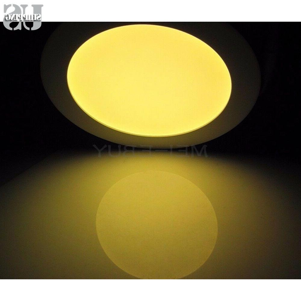 Round Recessed LED Ceiling Down Lamp Fixture