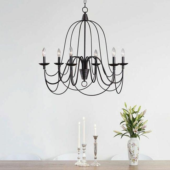 Rustic Chandelier Centerpiece Oil Rubbed Bronze Light Fixtur