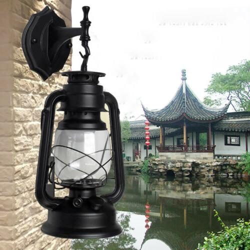 sconce lamps wall mount lantern exterior traditional