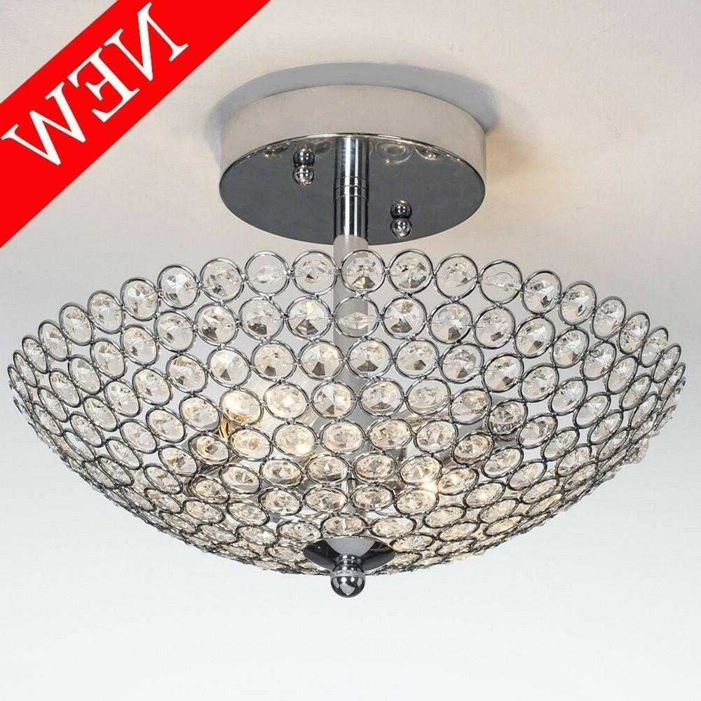 semi flush mount ceiling light fixture modern