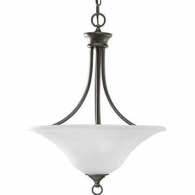 Progress Lighting Trinity Antique Bronze Hall & Foyer w/ 3 L