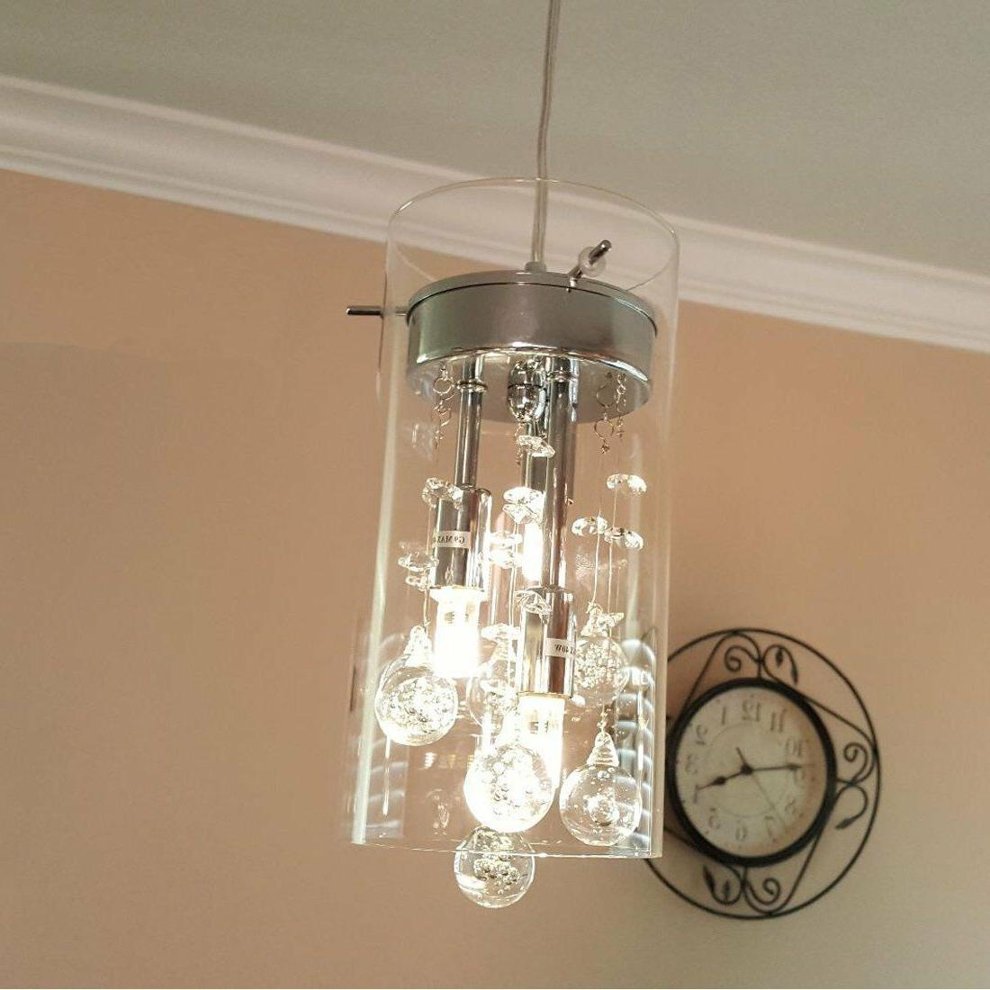 Truelite Pendant Crystal Light Fixture by Axiland