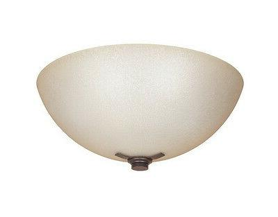 Tuscana with Ivory Pearl Glass 2 Light Ceiling Fixture