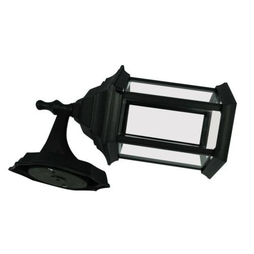 Twin Outdoor Wall Lantern Sconce Porch Lamp Lighting