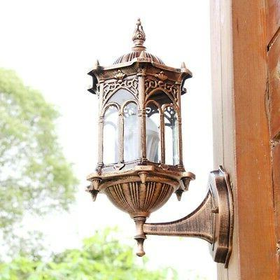 Wall Light Lantern