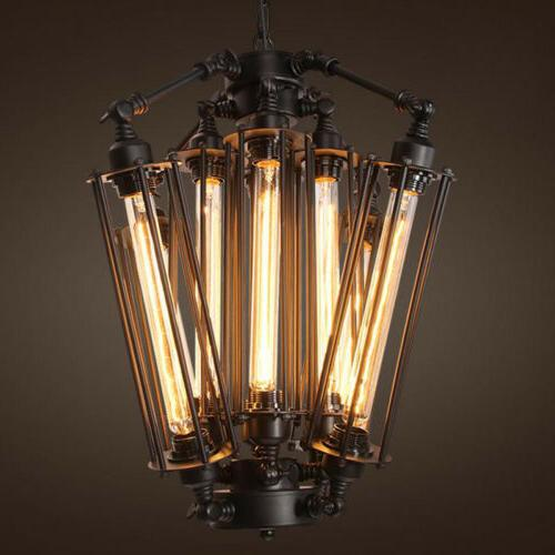 Vintage Ceiling Chandelier Steampunk Lamp Wall Fixtures