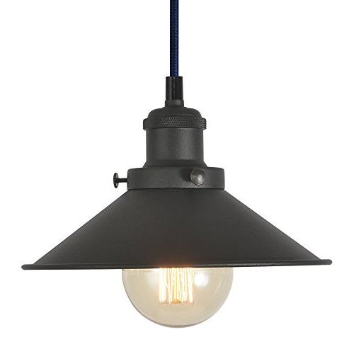vintage industrial edison pendant light