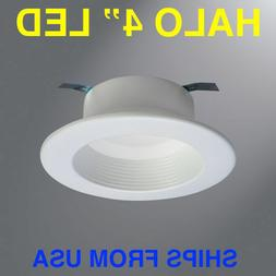 "HALO LED 4"" Retrofit Light Fixture RL460WH830 AIR-TITE 3000k"
