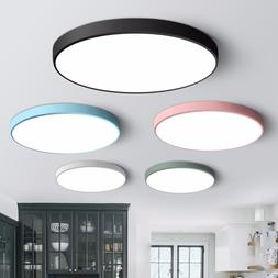 LED Ceiling <font><b>Light</b></font> Modern <font><b>Fixtur