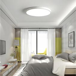 LED Ceiling Light Ultra Thin No Dimmable Flush Mount Kitchen