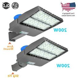 led parking lot lights 200w 300w module
