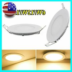 LED Recessed Ceiling Panel Down Light Bulb 6W 12W 15W Dimmab