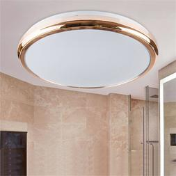 Led waterproof ceiling lamp anti-mosquito round ceiling <fon