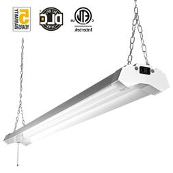 Linkable LED Utility Shop Light 4ft 4800 Lumens Super Bright