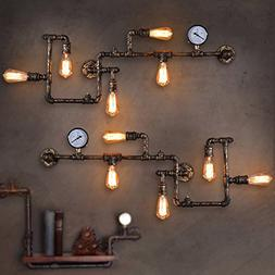 LightInTheBox Loft Industrial Wall Lamps Antique Edison Wall