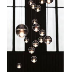 Lightinthebox Modern Crystal 1 Light Pendant In Globe Shade