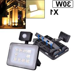 LED Flood Light 30W Motion Sensor Security Outdoor Lighting