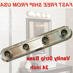 New 24-inch Vanity Light Fixture Bathroom Light Vanity Strip