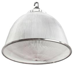 QTY1 LIGHT BULB FIXTURE COVER WAREHOUSE INDUSTRIAL HIGH BAY