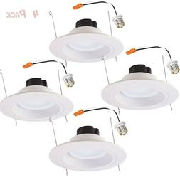 Halo RL 5 in 6 in LED Recessed Retrofit Ceiling Light Fixtur