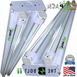 NEW 4 foot 5920 Lumens 44 Watt LED Shoplight Room Work Garag