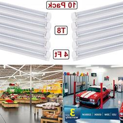 Hypergiant LED T5 Integrated Single Fixture, 4FT, 2200lm, 4