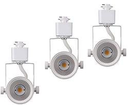 Cloudy Bay LED Track Light Head,CRI90+ Warm White Dimmable,A
